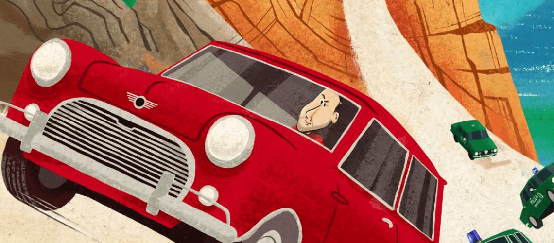 Getaway Driver Speluitleg