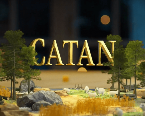 Catan TV Commercial