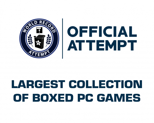 Guinness World Record: Boxed PC Games